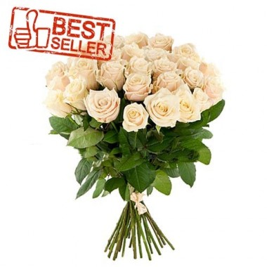 Букет 35 троянд 50 см