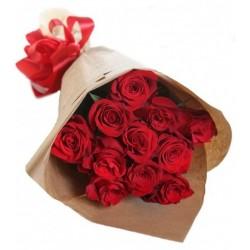 11 троянд 50 см