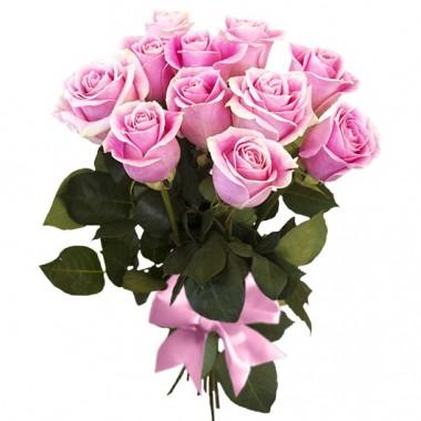 Букет з 11 троянд 70 см
