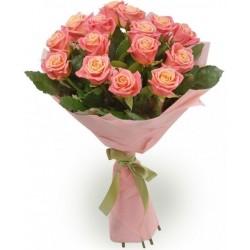 15 троянд 60 см