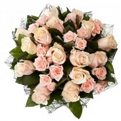 21 троянда 70 см