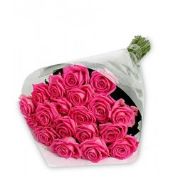 25 троянд 70 см