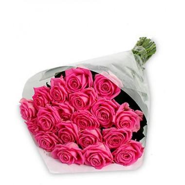 Букет 25 троянд 70 см