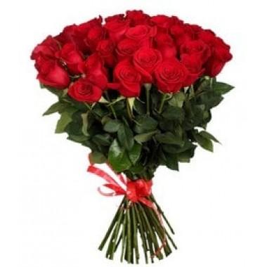Букет 31 троянда 50 см