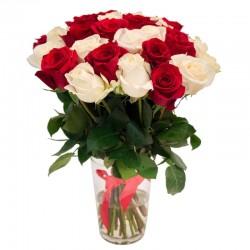 31 троянда 70 см