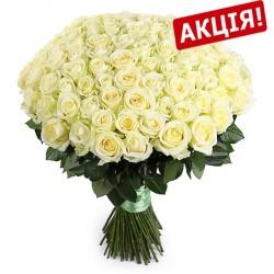 101 троянда 70 см