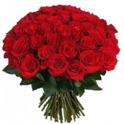 51 троянда 100 см