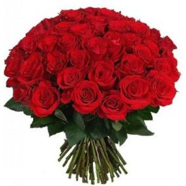Букет 51 троянда 50 см