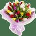 Букет з 29 тюльпанів