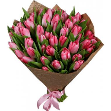 Букет 45 тюльпанів