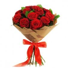 Букет: 15 троянд з доставкою